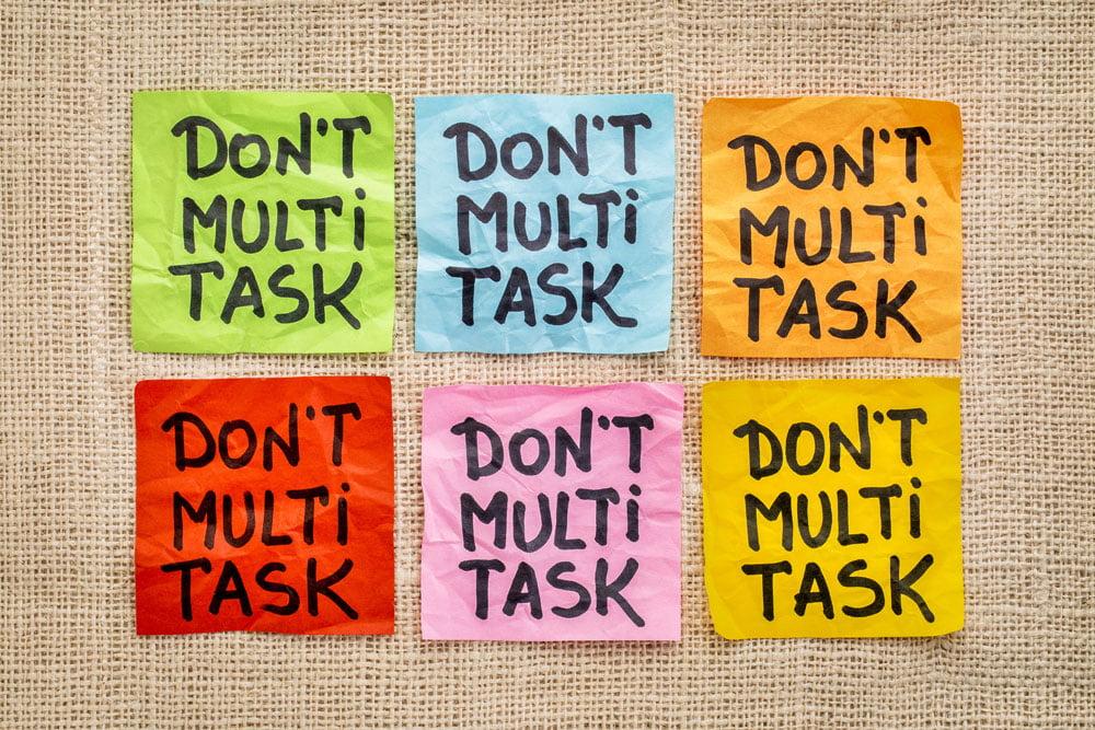 Multitasking – Fluch oder Segen?